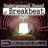 Underground Sound Of Breakbeat Part 1 - EP de Various Artists