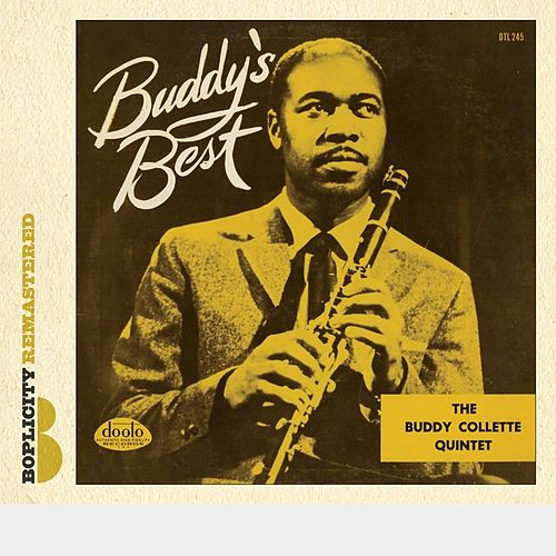 Buddy's Best by Buddy Collette