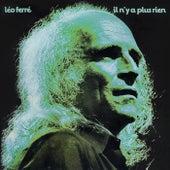 Il N'Y A Plus Rien (CD 17 / 21) de Leo Ferre