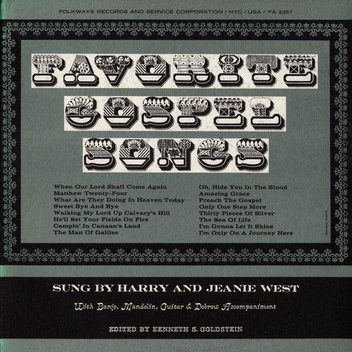 Favorite Gospel Songs by Harry and Jeanie West