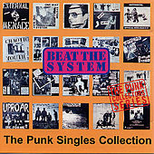 Beat The System: The Punk Singles Collection de Various Artists