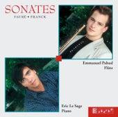 Faure & Franck: Sonates by Emmanuel Pahud