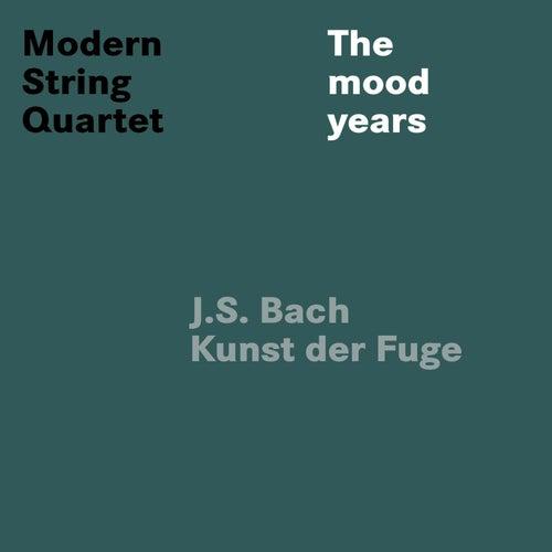 Johann Sebastian Bach: Kunst der Fuge by Modern String Quartet