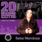 20 Grandes Exitos de Sebastian Mendoza