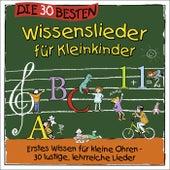 Die 30 besten Wissenslieder für Kleinkinder de Various Artists