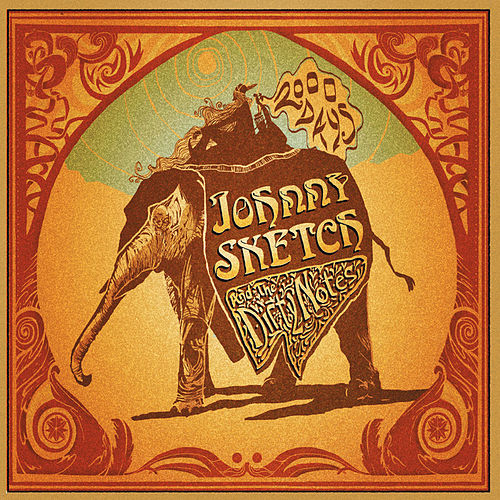 2,000 Days by Johnny Sketch and The Dirty Notes