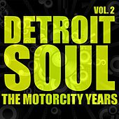 Detroit Soul, The Motown Years Volume 2 de Various Artists