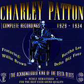 Complete Recordings, CD E by Charley Patton