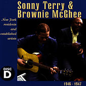 Sonny Terry & Brownie McGhee, Vol. D (1946-1947) by Sonny Terry & Brownie McGee