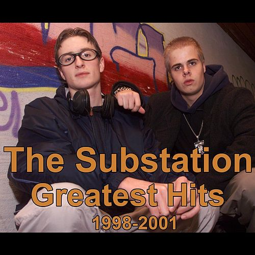 Best of 1998-2001 von Substation