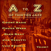 A to Z of Thirties Jazz Volume. 1 by Various Artists