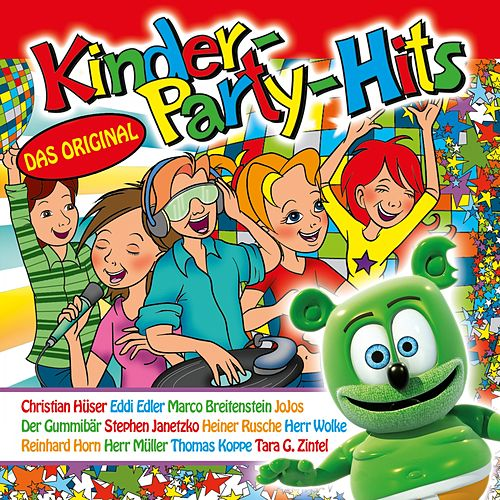 Kinder-Party-Hits von Various Artists