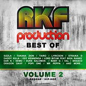 Rkf Production Best Of, Vol. 2 (All the Best Reggae, Ragga, Hip Hop Tunes of Rkf Production) de Various Artists