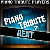 Piano Tribute to Rent by Piano Tribute Players