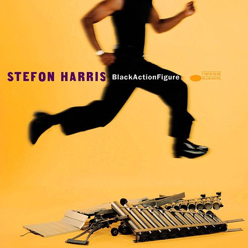 Black Action Figure by Stefon Harris