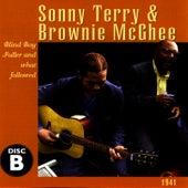 Sonny Terry & Brownie McGhee, Vol. B (1941) by Sonny Terry & Brownie McGee