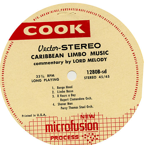 Caribbean Limbo Music by Lord Melody