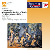 De Falla: El Amor Brujo; Nights In The Gardens Of Spain; The Three-Cornered Hat Three Dances von Various Artists