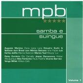 Mpb 5 Estrelas - Samba e Suingue (Vol.1) de Various Artists