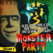 Monster Party Vol. 1 de Various Artists