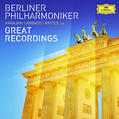 Great Recordings by Berliner Philharmoniker