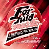 For Fuld Musik  - 25 Danske Sommer Pop & Rock Hits Vol. 2 by Various Artists