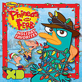 Phineas and Ferb Holiday Favorites de Various Artists