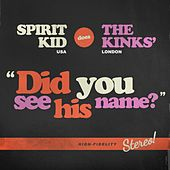 Did You See His Name? (The Kinks) by Spirit Kid