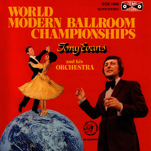 World Modern Ballroom Championships by Tony Evans
