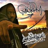 whutduzFMstand4? Instrumentals von Pack FM