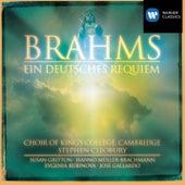 Brahms: Ein deutsches Requiem (A German Requiem) Op. 45 by Hanno Müller-Brachmann