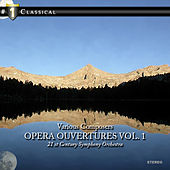 Opera Ouvertures Vol.1 by 21st Century Symphony Orchestra