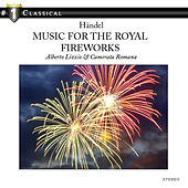 Händel: Music For The Royal FireWorks & Watermusic by Various Artists