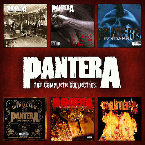 The Pantera Collection by Pantera
