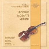 Leopold Mozarts Violine by Maria Bader-Kubizek