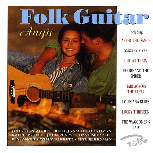 Folk Guitar by Various Artists