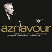 Best Of 20 Chansons von Charles Aznavour