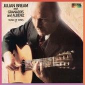 Julian Bream Plays Granados & Albéniz - Music of Spain, Vol. 5 by Julian Bream