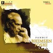 Golden Raga Collection Pandit Bhimsen Joshi by Pandit Bhimsen Joshi