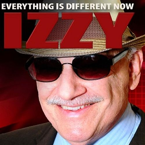 Everything Is Different Now by IZZY CHAIT