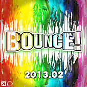 Bounce! 2013.02 von Various Artists
