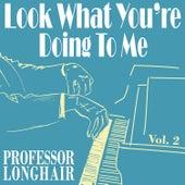 Look What You're Doing to Me, Vol. 2 de Professor Longhair