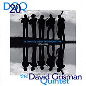 DGQ-20: A 20-Year Retrospective 1976-96 by David Grisman