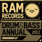 Ram Records Drum & Bass Annual 2011 di Various Artists