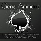 Gene Ammons: The Soulful Moods of/Nice An' Cool/Soul Summit Vol. 1 & Vol. 2/Funky/Jammin' With Gene de Gene Ammons