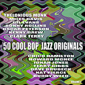 50 Cool Bop Jazz Originals Volume 1 de Various Artists