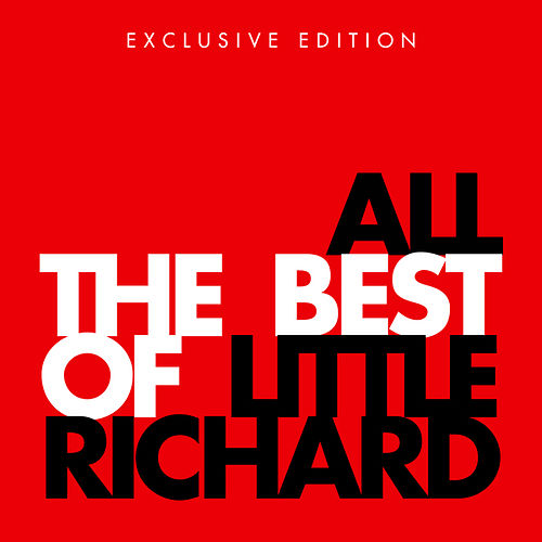 All The Best Of Little Richard by Little Richard