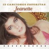15 Canciones Favoritas de Jeanette (Latin)