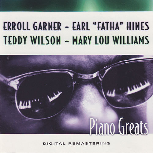 Piano Greats by Various Artists