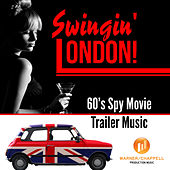Swingin' London! 60's Spy Movie Trailer Music by Hollywood Film Music Orchestra